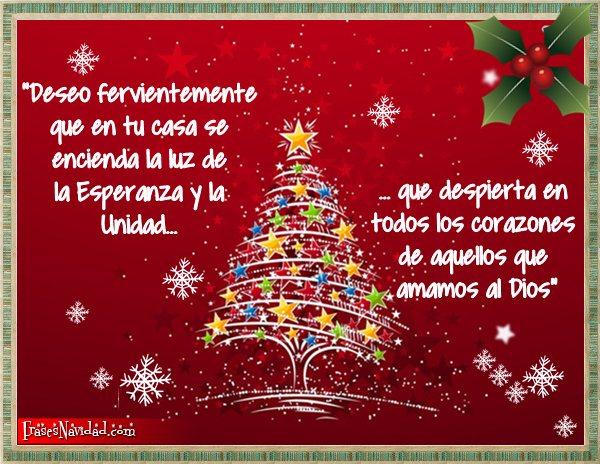 frases de navidad: