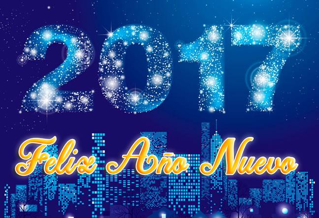 Frases para desear feliz año nuevo 2017