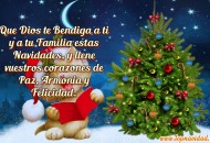 Frases y Tarjetas de Navidad para teléfono celular o tableta