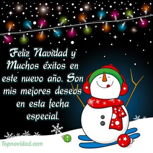 Frases Felicitaciones Y Tarjetas De Navidad Y Año Nuevo