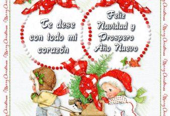 Imágenes con Felicitaciones de Navidad gratis