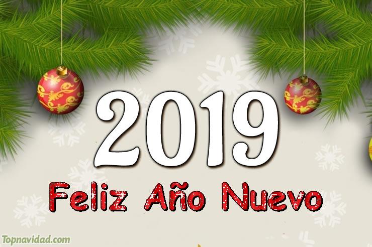 Imágenes con Frases de Feliz Año Nuevo 2019