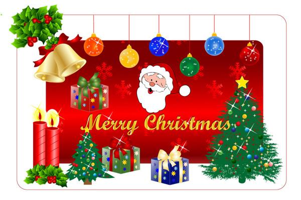 Imágenes bonitas con ragalos de navidad y año nuevo