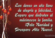 Felicitaciones de Navidad y Año Nuevo 2018