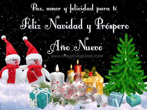 22 Imágenes con Frases de Navidad y Año Nuevo 2018 compartir gratis ...