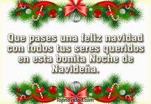 Imágenes de Frases de Navidad para Felicitar