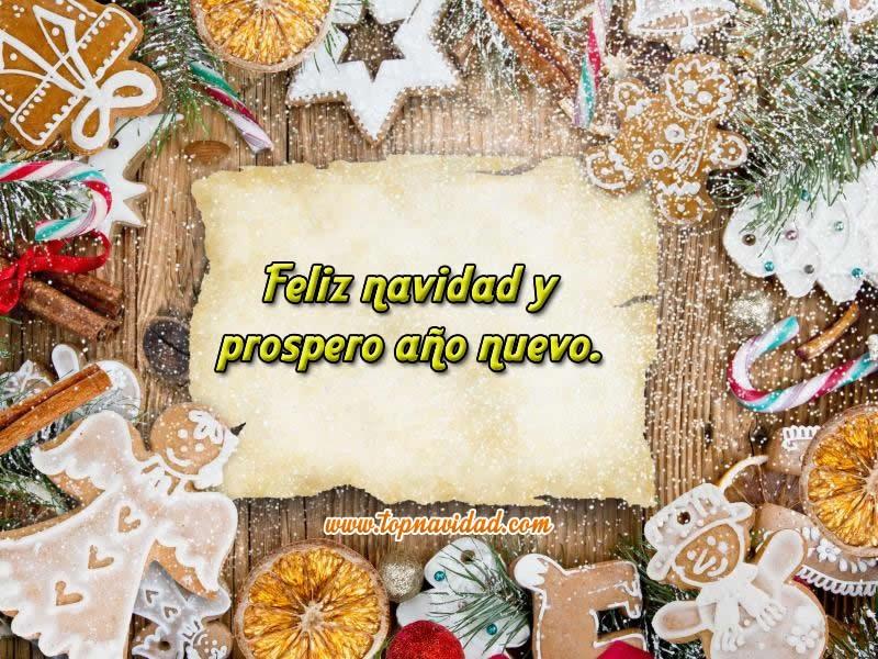 Imágenes de Navidad con frase Feliz Navidad