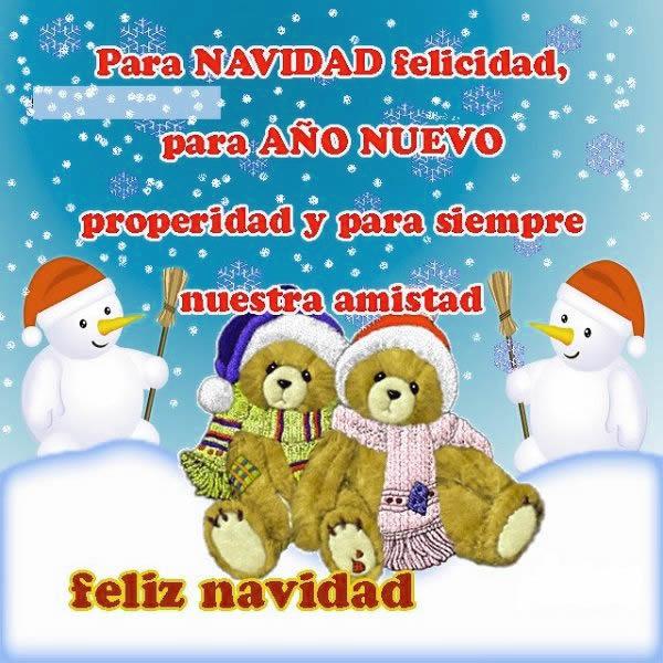 Imágenes de de Feliz Navidad para Felicitar