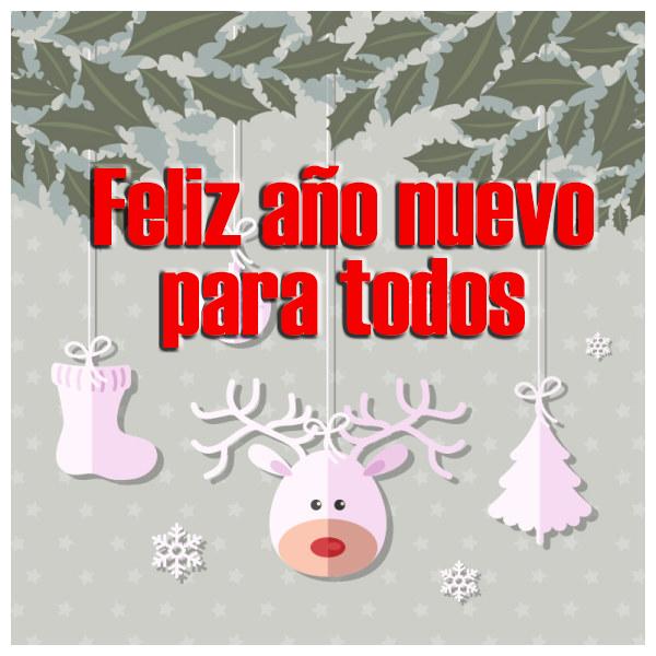 Dedicatorias con frases de navidad y feliz a o nuevo 2018 - Felicitaciones ano 2017 ...