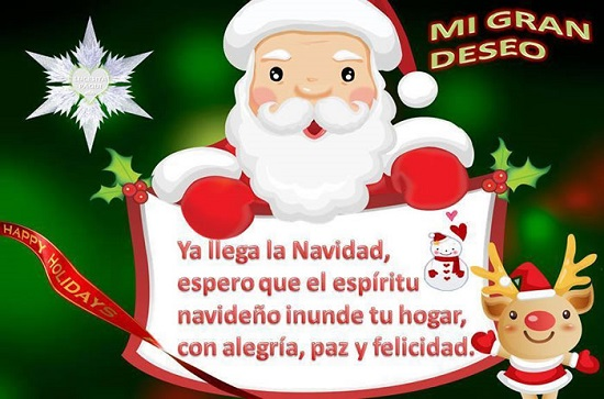 Imágenes de navidad para compartir en facebook