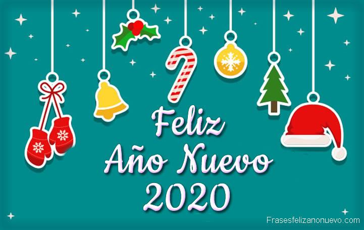 Imágenes y Felicitaciones de año nuevo 2020