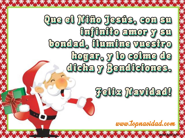 Imagenes con Frases de Navidad para Compartir en Facebook