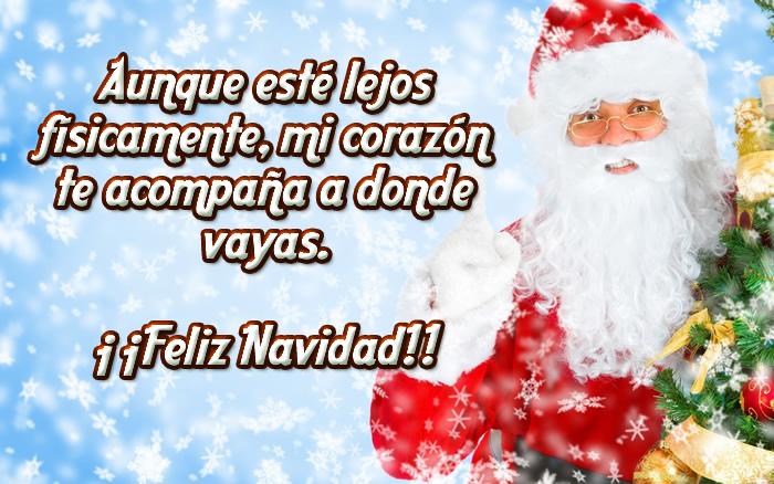 Imagenes con frases de Felices Fiestas de Navidad