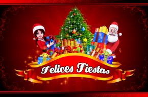 Tarjetas Originales de Navidad 2017 y Año Nuevo