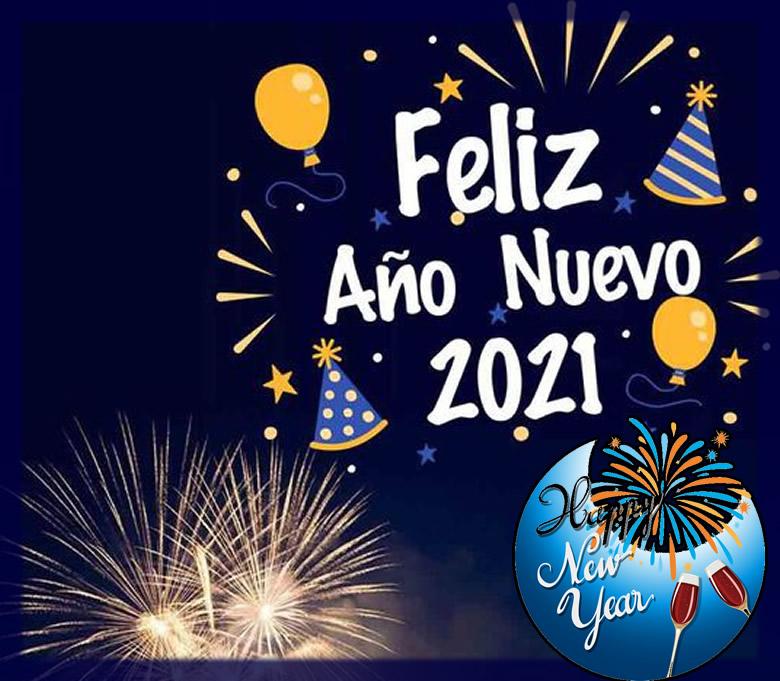 Imágenes de Feliz Año Nuevo 2021 para Facebook