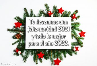 Imágenes de Navidad 2021 y Año Nuevo 2022