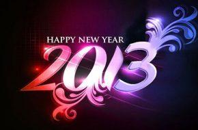 Postales de Año 2013 para Compartir