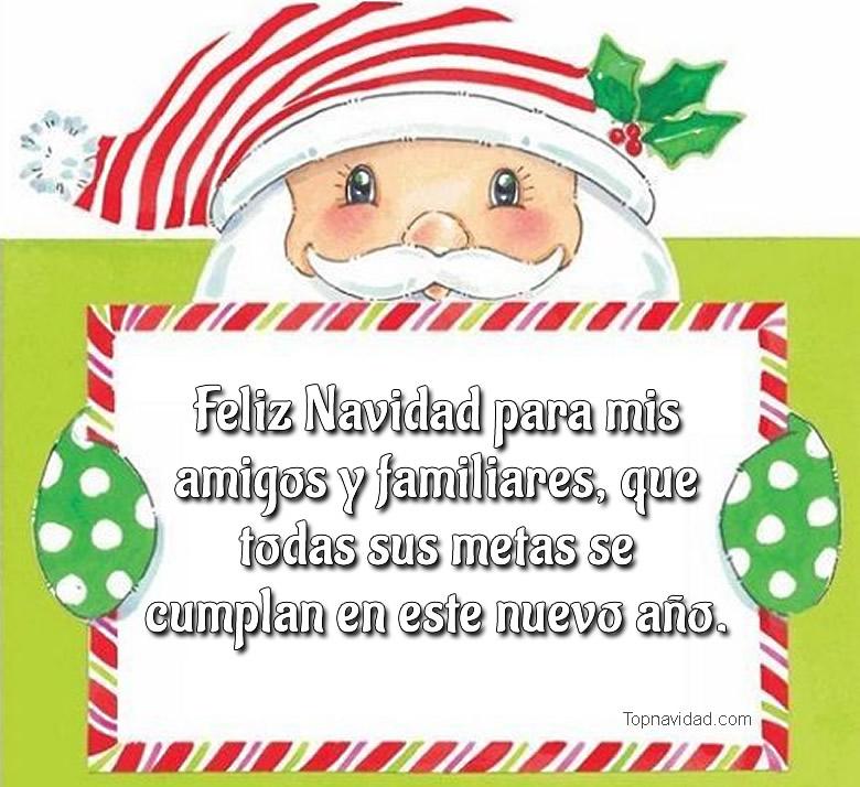 Imágenes y Mensajes de Feliz Navidad para la Familia