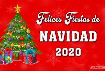 Imágenes y Tarjetas de Felices Fiestas de Navidad 2020