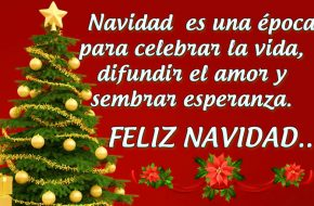 Frases para Felicitar la Navidad por Facebook