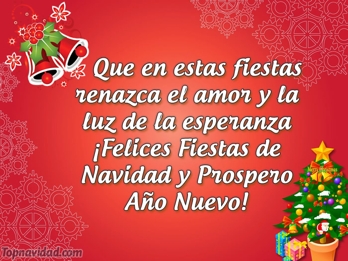 Mensajes de Navidad y Año Nuevo Gratis