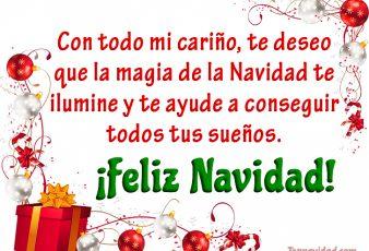 Mensajes de navidad para felicitar gratis
