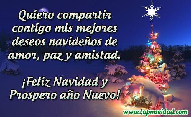 Mensajes de navidad y año nuevo para felicitar