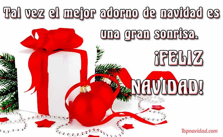 Mensajes felices fiesta de navidad