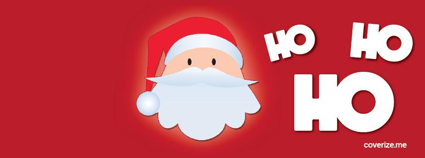 Papa Noel para portada de Facebook