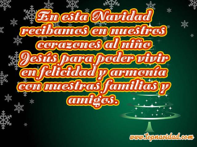 Postales de Navidad Para Dedicar en Facebook