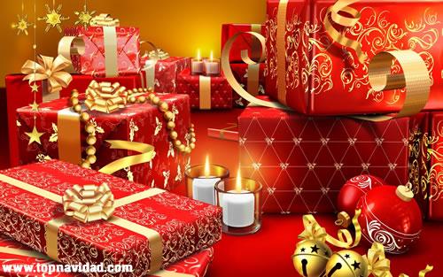 Postales de Navidad para Facebook