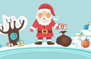 Tarjetas Navideñas y Año Año para Portada Facebook