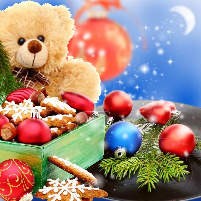 Imgenes Tarjetas y Postales de Navidad y Ao Nuevo 2018 Frases