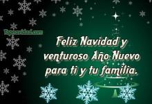 Imágenes con Frases de Navidad para Amistad