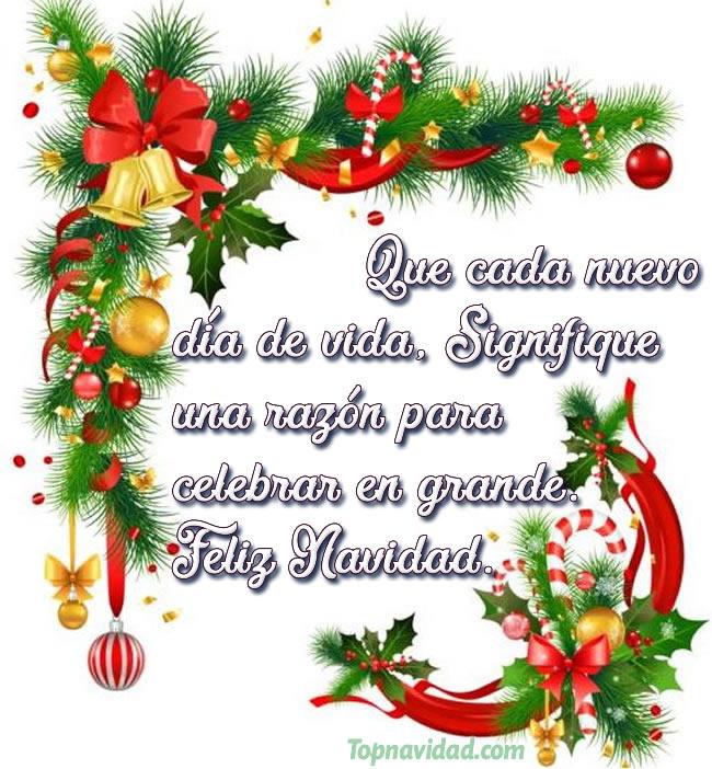 Tarjetas Virtuales con Felicitaciones de Navidad