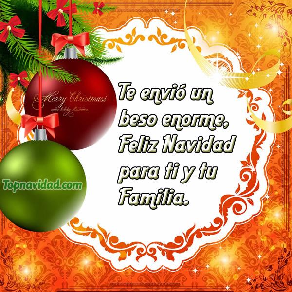 Lindos Tarjetas Virtuales de Navidad para Felicitar