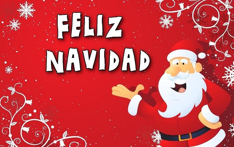 Frases cortas Felicitaciones de navidad para facebook
