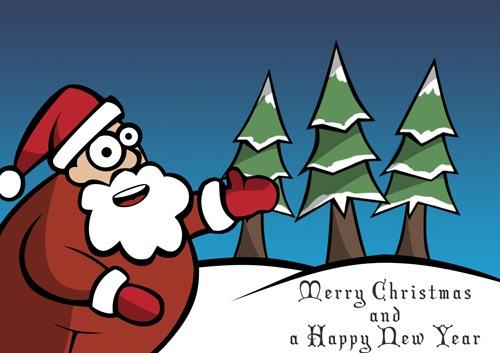 Tarjetas de navidad 2015