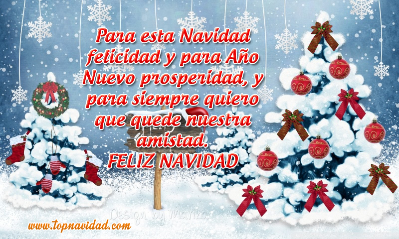Tarjetas con frases de navidad para amistades frases de for Holiday themed facebook cover photos
