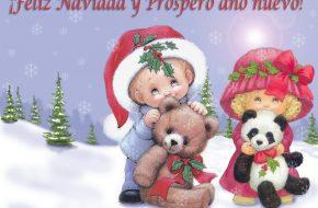 Frases y Tarjetas de navidad para descargar