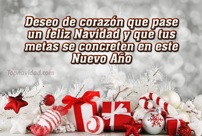 Tarjetas de Navidad para Felicitar Gratis - Frases de Navidad y Año ...