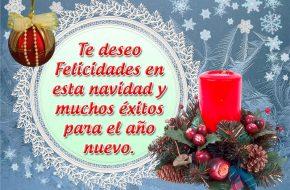 Lindas Felicitaciones de Navidad y Año Nuevo 2018