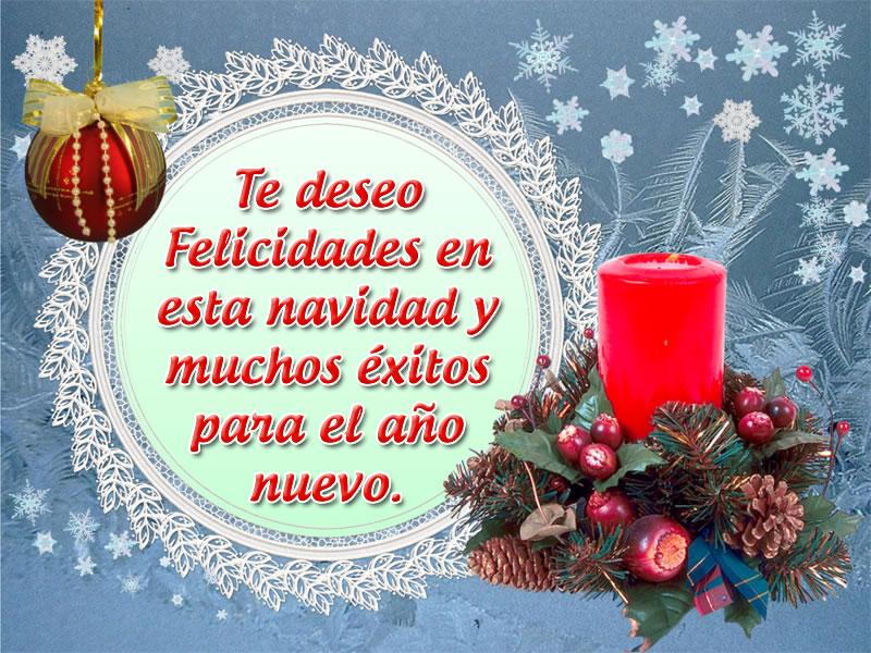 Lindas felicitaciones de navidad y a o nuevo 2018 frases - Tarjetas felicitacion navidad ...