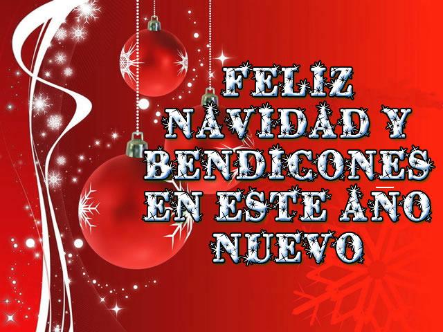 36 tarjetas y frases de navidad y a o nuevo 2018 para - Felicitaciones cortas de navidad y ano nuevo ...