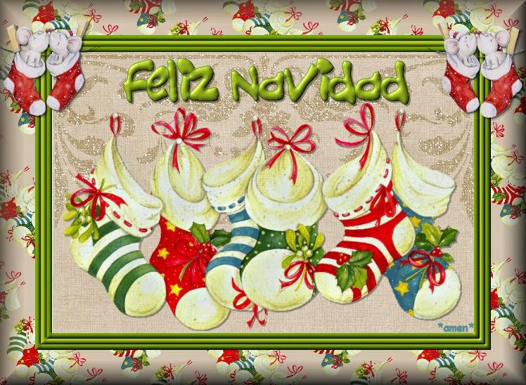Tarjetas y Postales de Navidad y Año Nuevo 2014