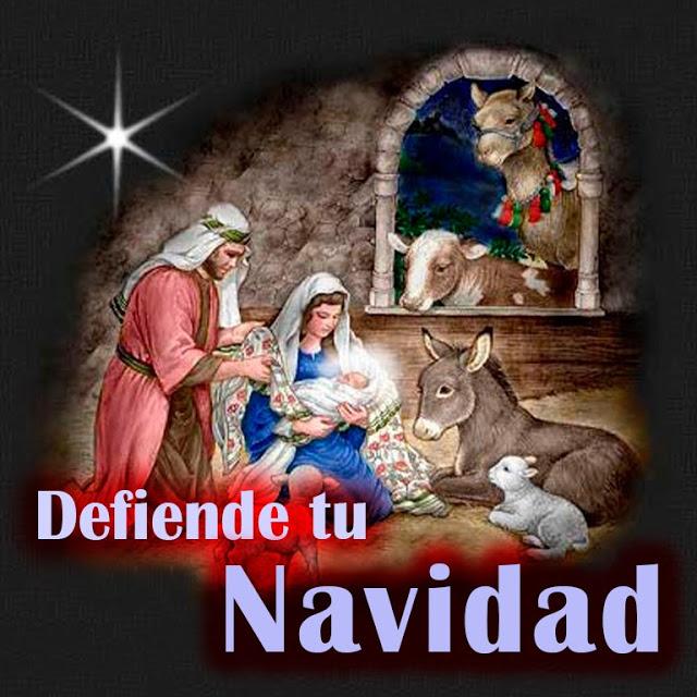 defiende tu navidad