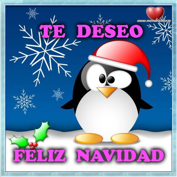 el mas grande deseo feliz navidad
