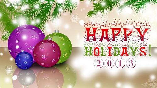 Tarjetas de Año nuevo 2013 para Felicitar