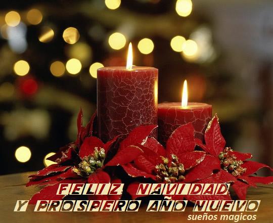 feliz navidad prospero año nuevo