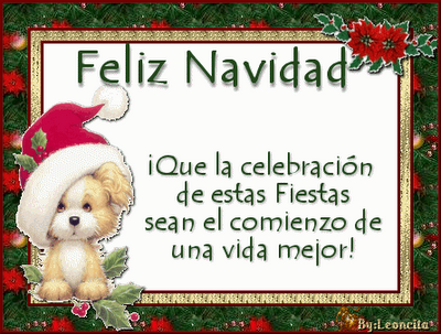 Frases de navidad con imagen para felicitar frases de - Felicitaciones de navidad originales para ninos ...